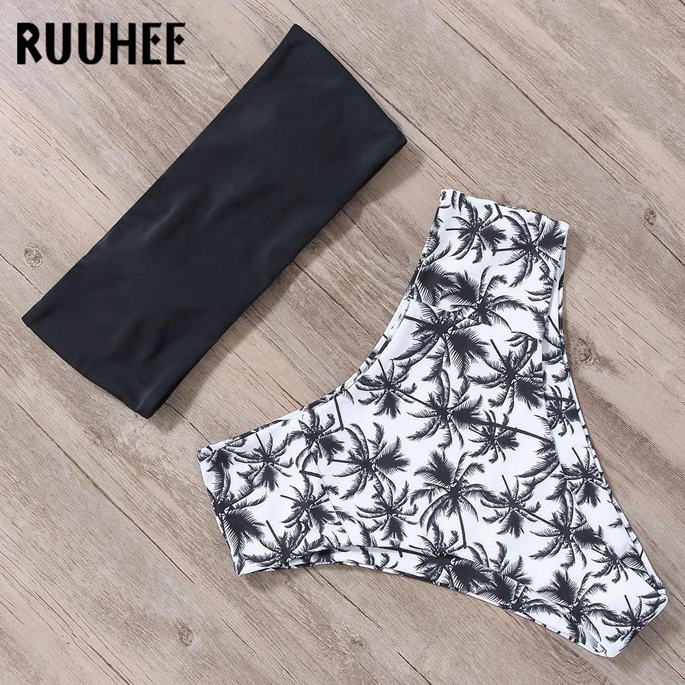 Bandage Bikini, Women's Swimsuit, High Waist, Bikini Set, 2019 Bathing Suit, Push Up Maillot De Bain Femme Beachwear 13