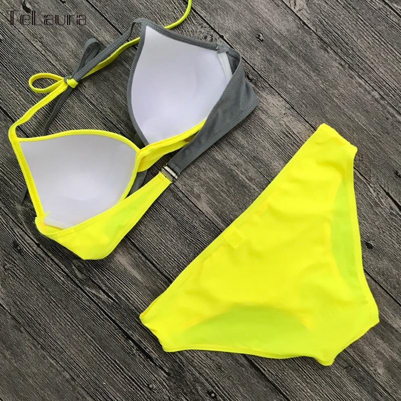 Sexy Bikini Swimwear, Women's Bathing Suit Biquini Brazilian Bikini Set 25