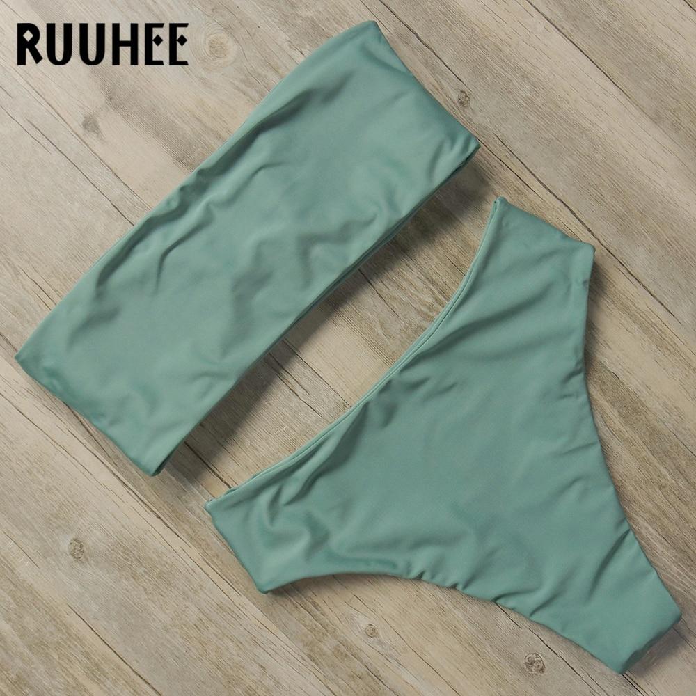Bandage Bikini, Women's Swimsuit, High Waist, Bikini Set, 2019 Bathing Suit, Push Up Maillot De Bain Femme Beachwear 28