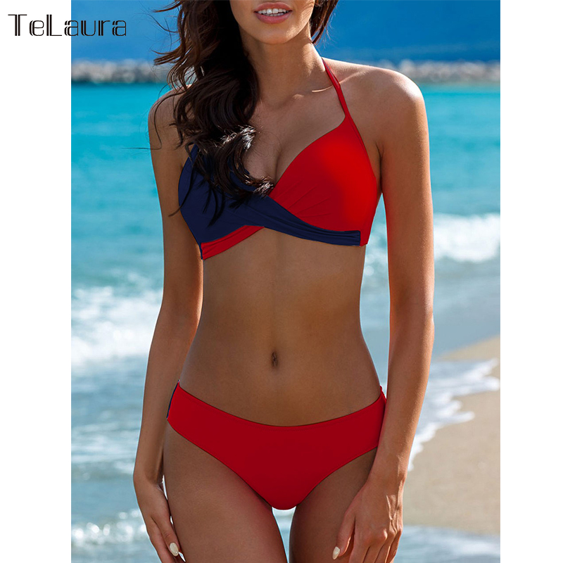 Sexy Bikini Swimwear, Women's Bathing Suit Biquini Brazilian Bikini Set 6