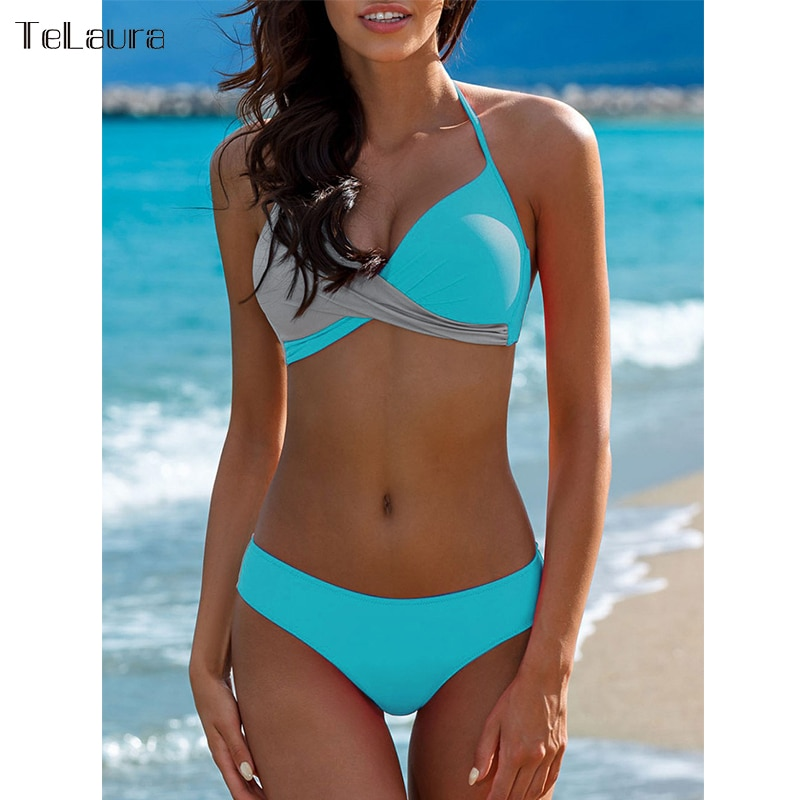 Sexy Bikini Swimwear, Women's Bathing Suit Biquini Brazilian Bikini Set 10